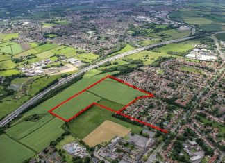 Keepmoat Homes selected for multi-million pound Wakefield scheme