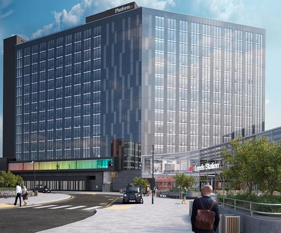 IT firm joins Bruntwood's Platform building