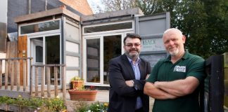 Eco-home builder lines up expansion with £10k investment