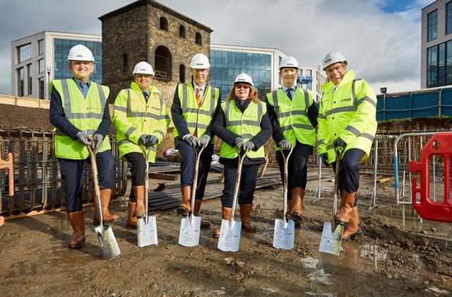 First major milestone for Gov's Yorkshire hub