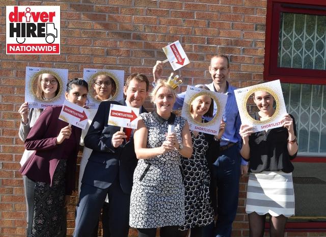 Bradford logistics recruiter up for national workplace award