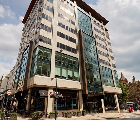 Evans secures trio of deals on Leeds' Minerva building