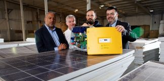 UKSE grant fuels growth for Scunthorpe solar recycler