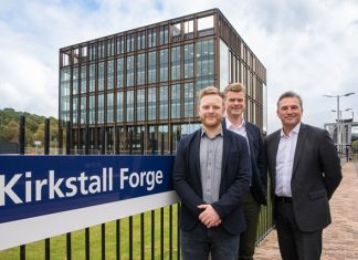 Kirkstall Forge Yorkshire's first commercial building crowned Wired Platinum