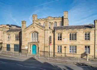 Listed Huddersfield building with 'development potential' selling at £1.25m
