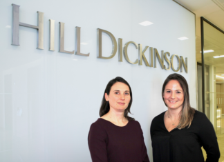 Senior appointments swell ranks at Hill Dickinson's Leeds office