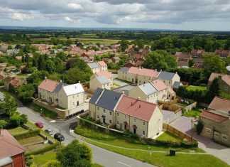 North Yorks development sees Mandale Homes shortlisted in industry award