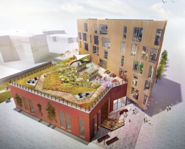 Contractor appointed on £14m research centre in Sheffield
