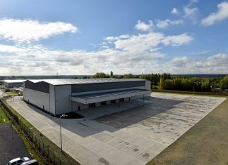 Knight Franks secures letting of grade A West Yorks warehouse