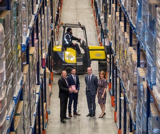 Bank cash sees Sheffield wholesaler boost order book and workforce