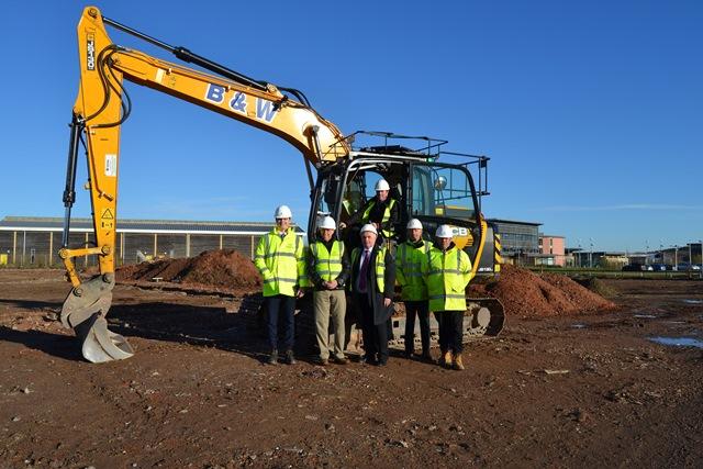 Leeds' Castlehouse breaks ground on £3.3m development