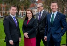 Quartet of senior appointments strengthens Mace's Yorkshire presence