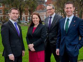 Quartet of senior appointments strengthens Mace's Yorkshire presence