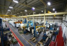 Investment in Rotherham factory realises MoD contract for Newburgh Precision