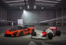 McLaren inaugurates Sheffield tech centre