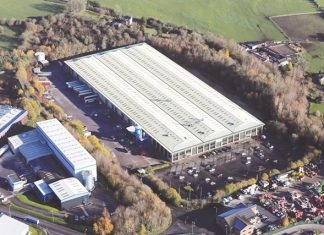 Major industrial unit in Bradford brought to market