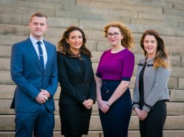 Gateley marks six years in Yorkshire with slew of appointments