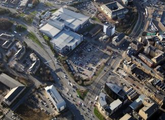 Strategic Bradford city centre site sold for £2.2m