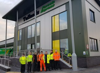 Freight specialist relocates distribution centre to Sheffield