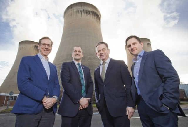 Drax welcomes Northern Powerhouse Minister