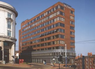 Office take-up in Sheffield almost doubles in 12 months