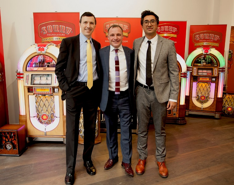 World's only vinyl jukebox maker celebrates 40 years with