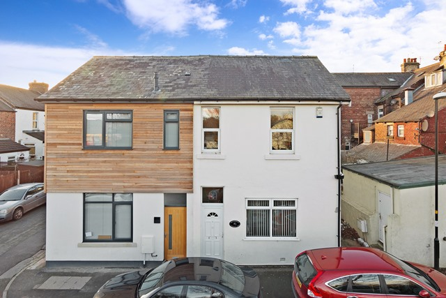 Former HQ of expanding Harrogate charity selling for £150k