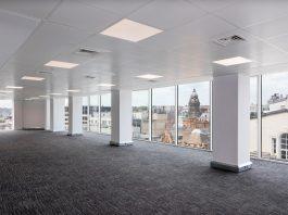 £8m refurb completes on landmark Leeds office building