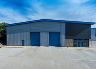 'Pioneering' business park in Bradford now fully let