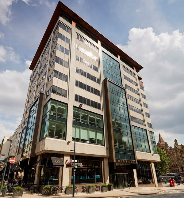 Stowe Family Law takes space at Minerva office building in Leeds