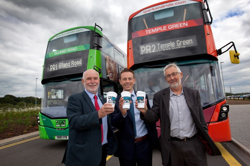 Leeds unveil hybrid electric busses as part of £71m investment