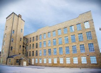 Hat-trick at ex-Emmerdale mill turned office complex