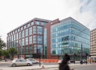 TCS reach agreement to re-finance Merrion House Leeds