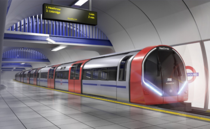 Siemens' Goole facility secures £1.5bn Tube train deal