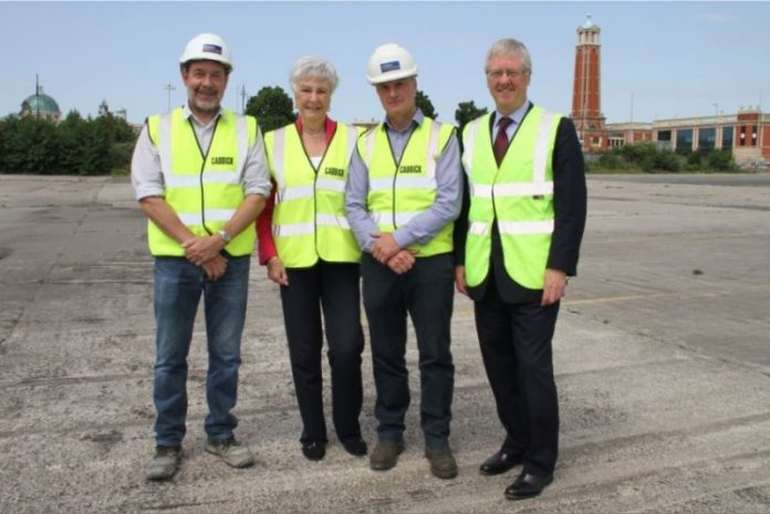 Caddick secures contract to deliver major automotive retail centre