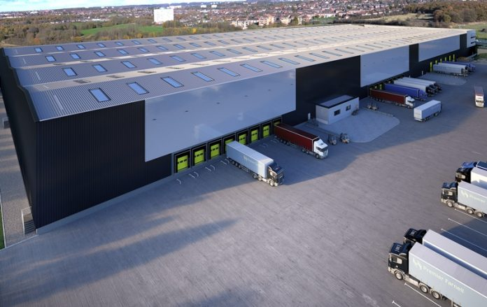 Industrial and logistics space rebounding in Yorkshire