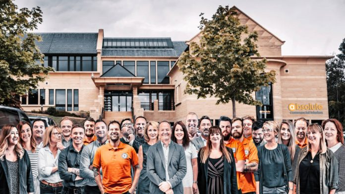 Client wins sees turnover top £8.9m at Absolute Commercial Interiors