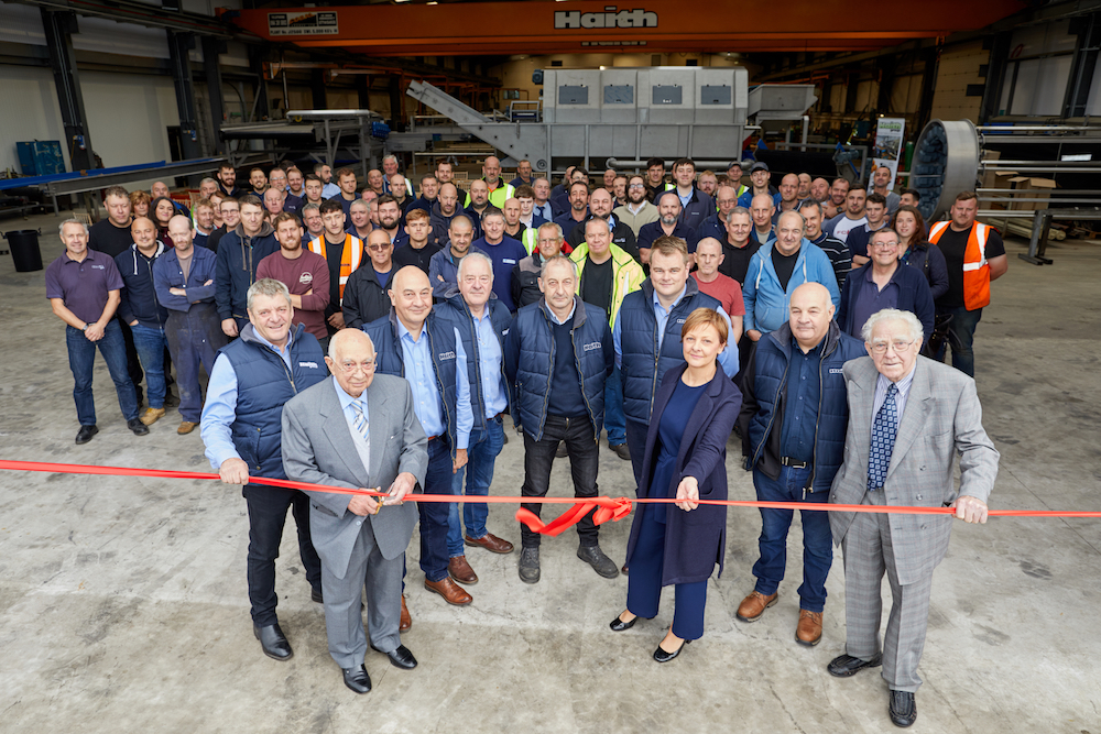 Haith expands Doncaster factory with £1.5m investment