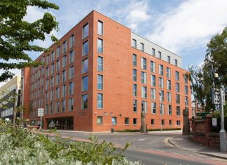 S Harrison finishes student digs in Leeds