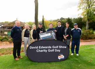 Charity Golf Day raises funds for prostate cancer