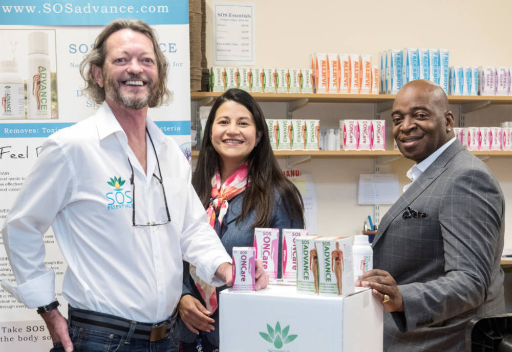 Bradford's Organic Health Solutions targeting overseas sales boost