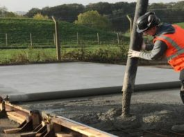 Yorkshire Water transforms wastewater into concrete
