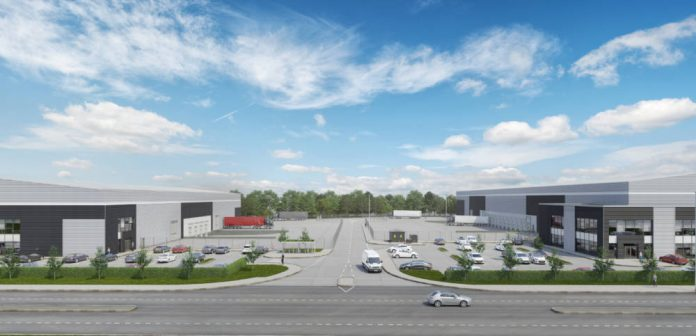Speculative development confirmed for Sheffield logistics site