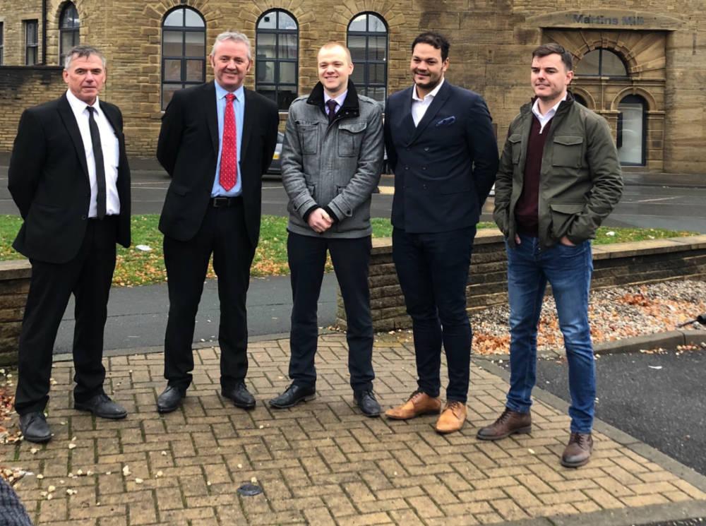 Mandale unveils £7m resi development in historic Halifax mill