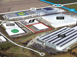 Lease negotiated on Doncaster warehouse