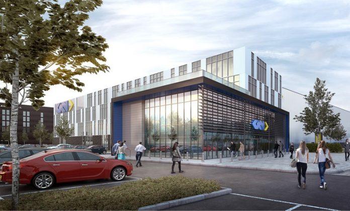 Sheffield Uni partners on £32m advanced aerospace manufacturing centre