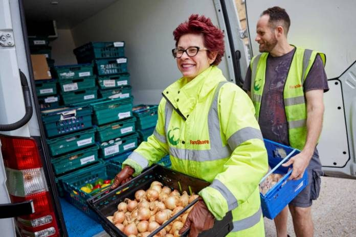 Fowler Welch hits milestone in food redistribution scheme