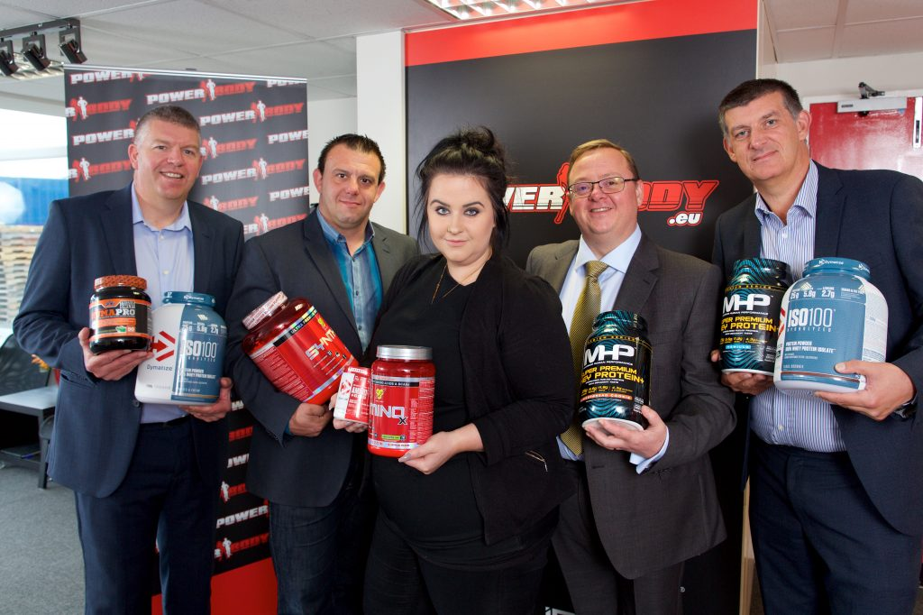 Turnover boost for York nutrition brand after securing NPIF loan