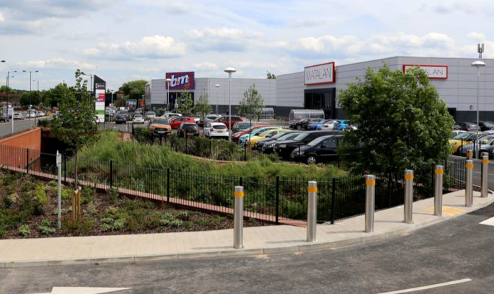 Wakefield retail park sold in £37.5m deal