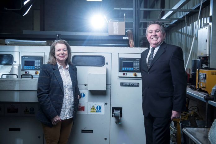 Sheffield lab supply company secures support for China export